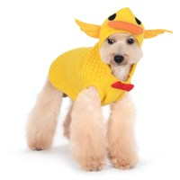 Duck Dog Sweater, dog sweaters, BowWowsbest.com, big dog