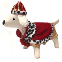 Royal King Dog Costume from BowWowsBest.com | The best in ...