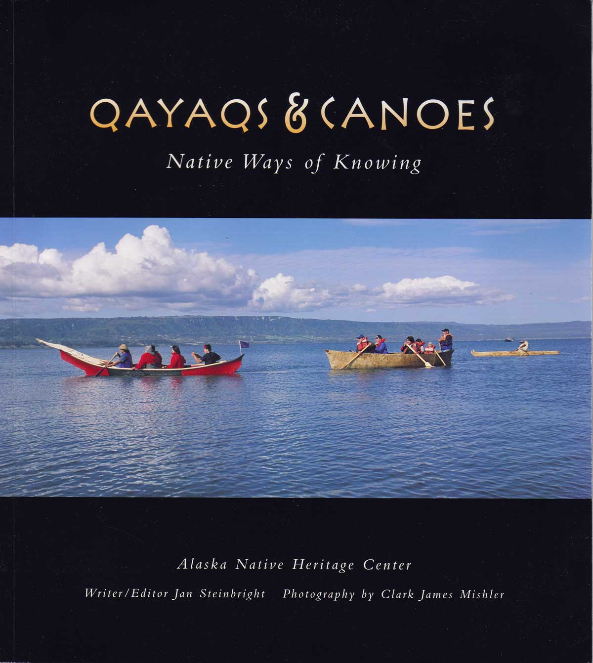 Qayaqs and Canoes