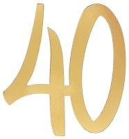 40. Geburtstag Geschenke, Deko / Geburtstagsgeschenke ...