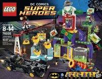 Shopping For LEGO Super Heroes 76035 Jokerland Building Kit?