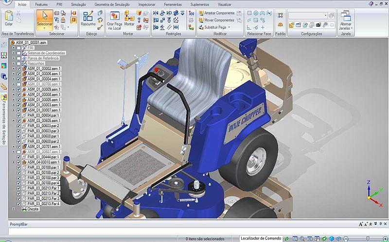 Corso CAD 3D Solid Edge Marche Abruzzo