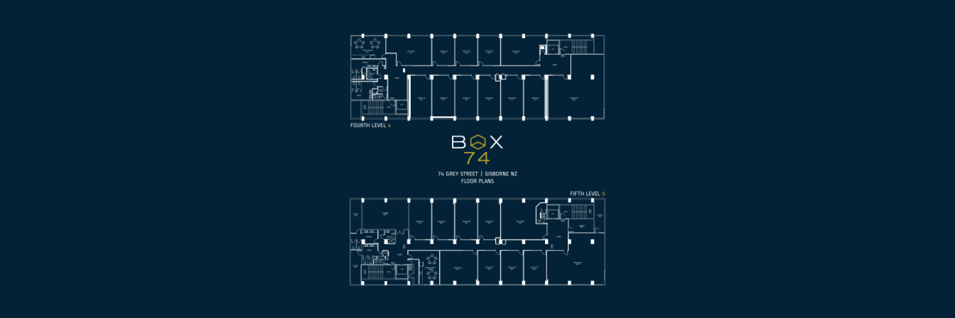 Box74 Floor Plan Blueprint