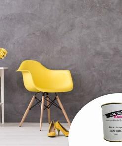Peinture meuble plastique aspect satin à base de laque acrylique Aqua plastique - 750 ml