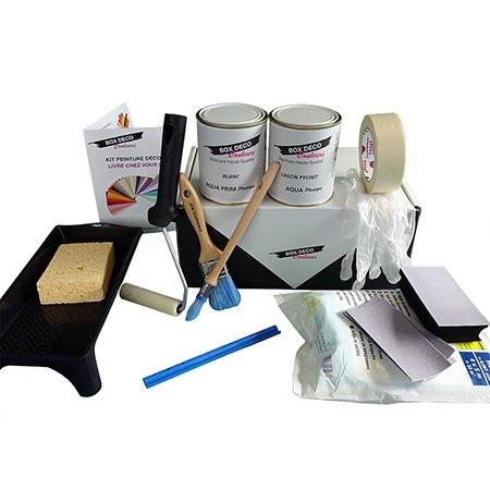 kit peinture plastique wp