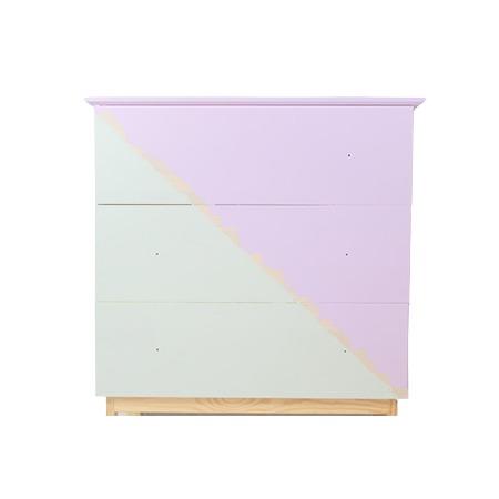meuble peint sans finition