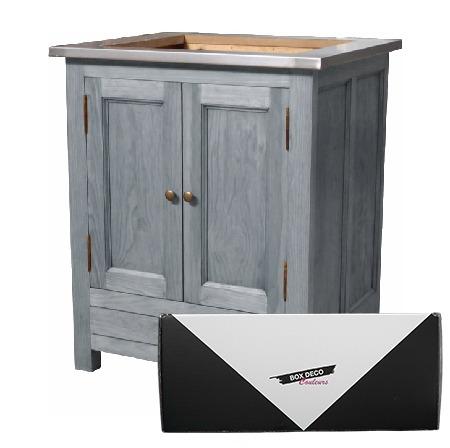 Box peinture meuble cuisine et salle de bain - BOX DECO COULEURS