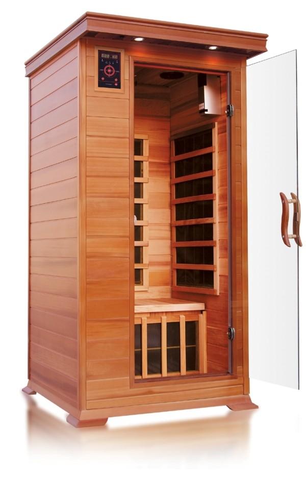 Sauna ad infrarossi per 1 persona Costi Sauna ad