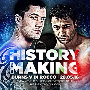 Burns vs Di Rocco