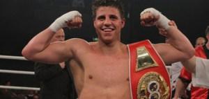 Weiterhin IBF-International-Champion: Tyron Zeuge