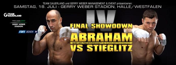 """Abraham & Stieglitz versprechen """"Final Showdown""""!"""
