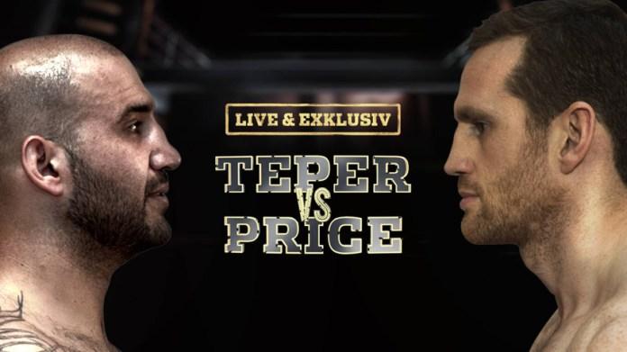 Erkan Teper gegen David Price