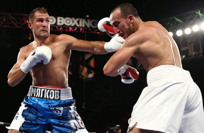 Kovalev gegen Mohammedi