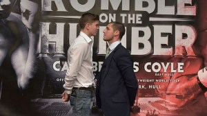 Luke Campbell gegen Tommy Coyle