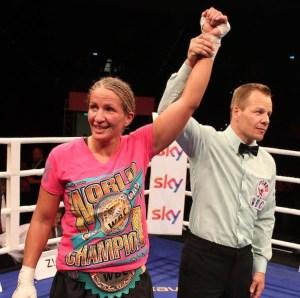 Nikki Adler verteidigt WBC-WM-Titel