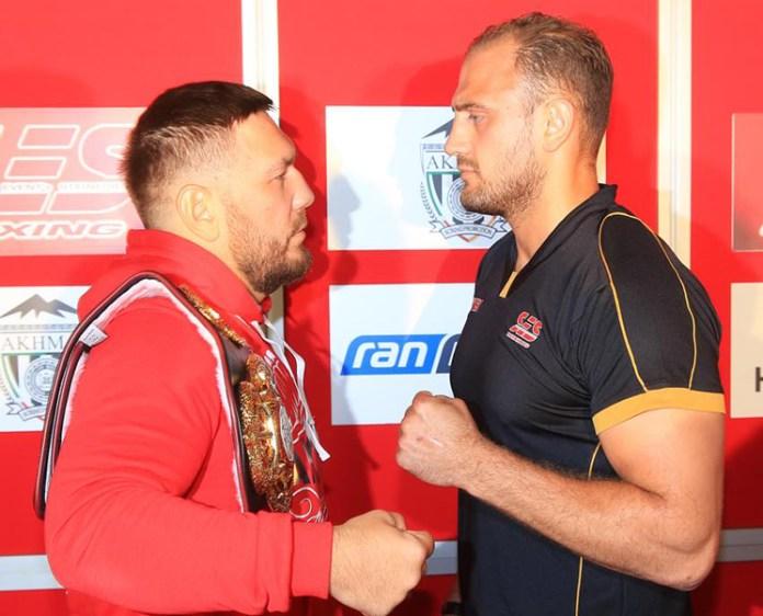 Ruslan Chagaev gegen Francesco Pianeta