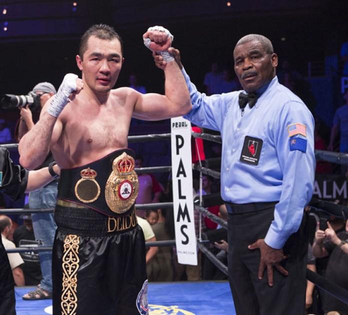 Beibut Shumenov siegt gegen BJ Flores