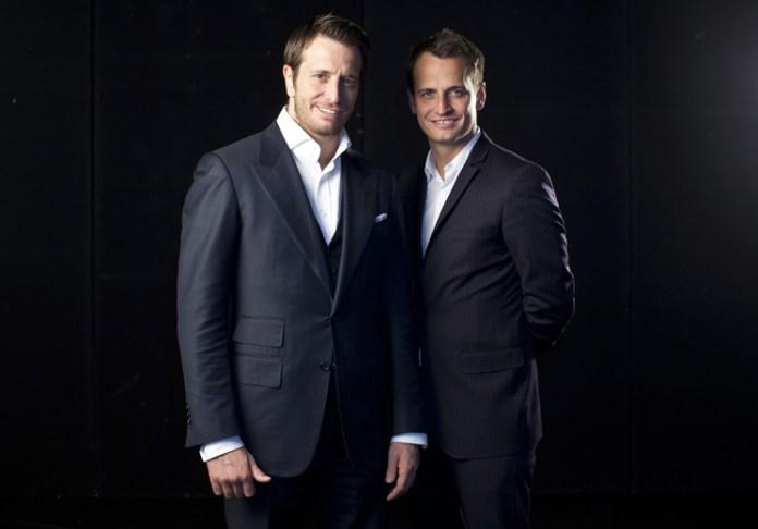 Kalle und Nisse Sauerland / Foto: Sauerland