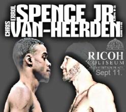 Errol Spence Jr. vs. Chris van Heerden