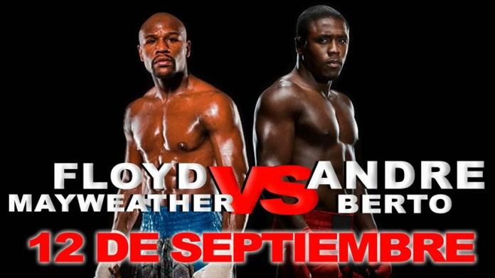 Floyd Mayweather vs. Andre Berto