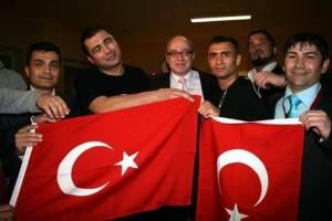 Sinan Sam Samil verstorben