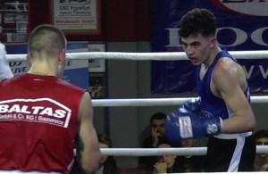Zanaar Jensen / Foto: Boxring Hanau
