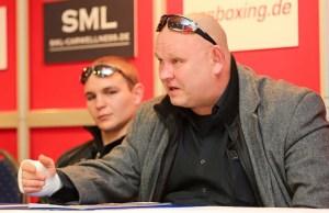 Schuster-Trainer Uwe Schuster / Foto: SES Team - P. Gercke