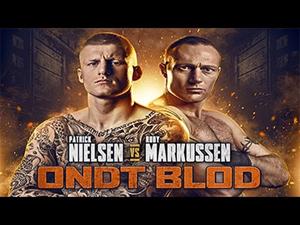 Patrick Nielsen gegen Rudy Markussen