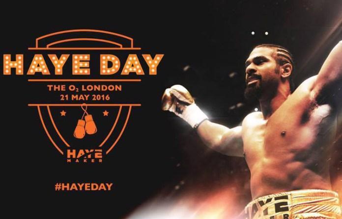 21.Mai.2016 Hayeday in London