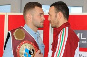 Dominic Bösel vs. Balazs Kelemen / Foto: SES Team - P. Gercke