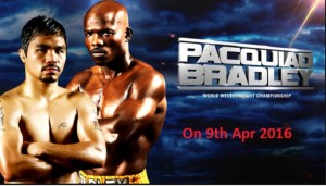 Manny Pacquiao gegen Tim Bradley