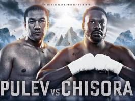 """Pulev vs. Chisora: Das Duell der Giganten - """"ran Boxen"""" live in SAT.1"""