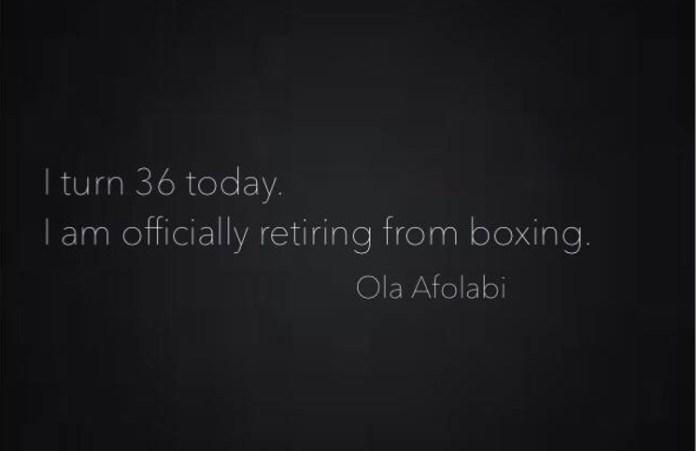 Quelle: Ola Afolabi private Facebook Seite