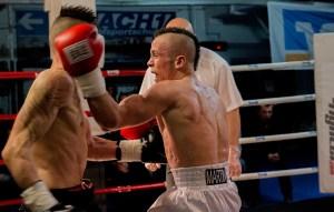 Mirco Martin gegen Khvicha Gigolashvili