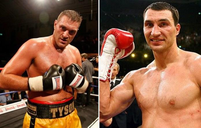 Wladimir Klitschko vs. Tyson Fury