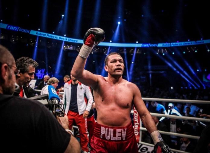 Kubrat Pulev / Foto: Sebastian Heger