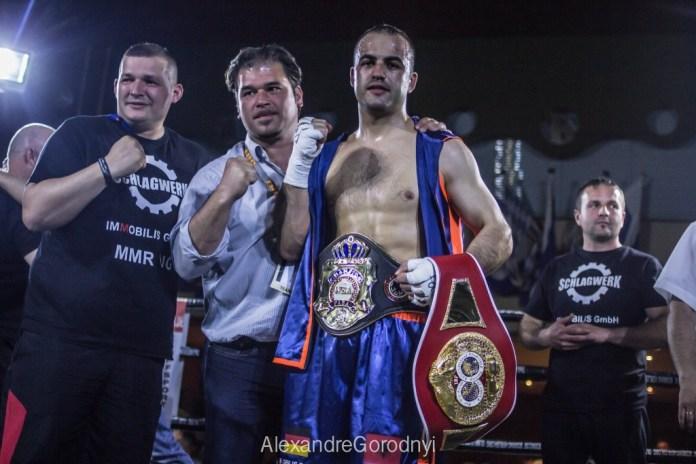 Arben Aliji, Shefat Isufi und Sedat Isufi / Foto: Alexandre Gorodnyi