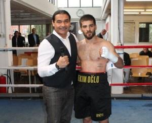 Erol Ceylan und Fatih Keles / Foto: EC Boxing