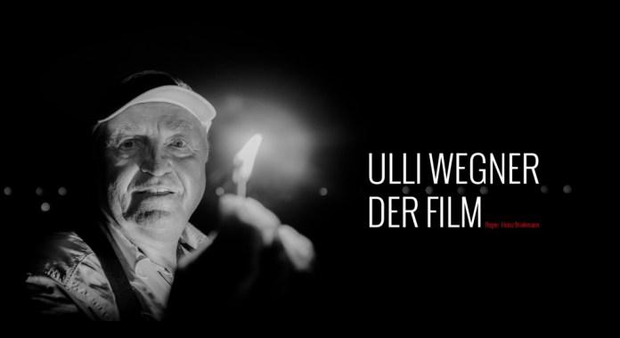Plakat zu Ulli Wegner - Der Film