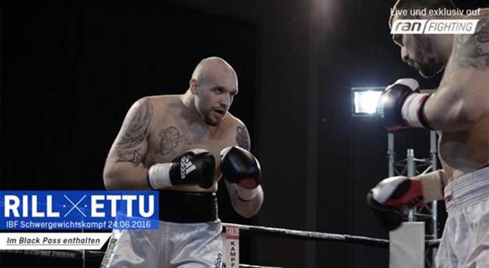 Franz Rill gegen Salvatore Erittu