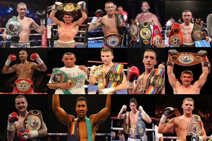 14 UK Champs