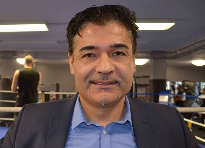 Erol Ceylan / Foto: EC Boxing