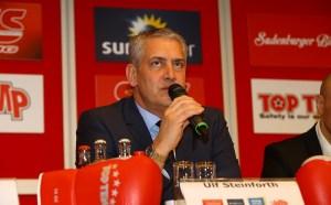 Ulf Steinforth - Foto: Team SES / E. Popova