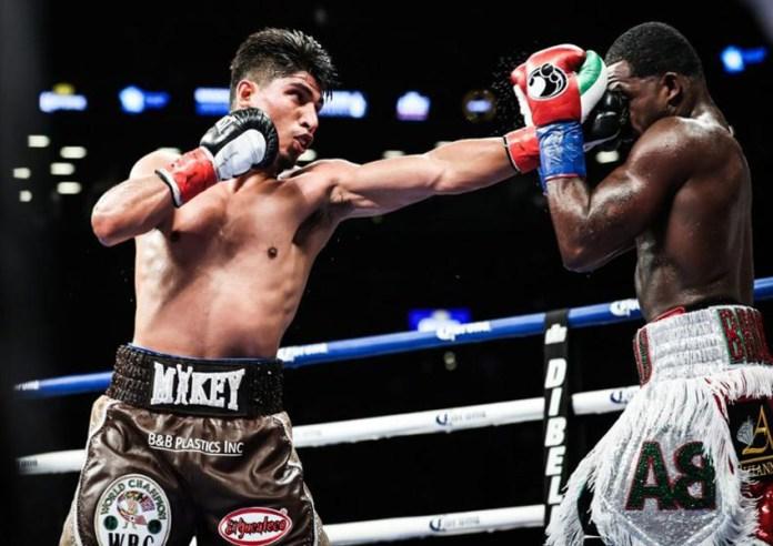 Garcia vs Broner Fight 1