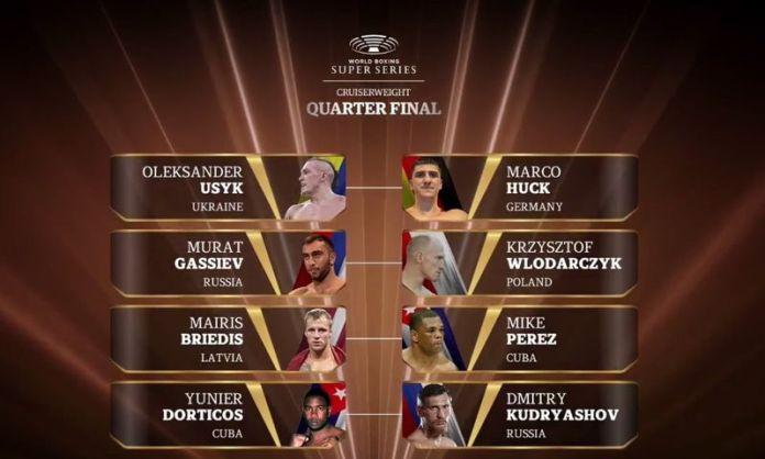Viertelfinale Cruiserweight