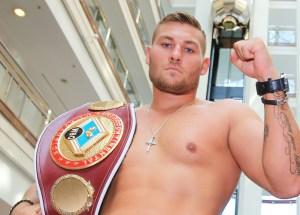 Tom Schwarz / Foto: SES Boxing
