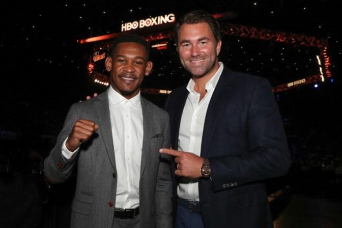 Mit Daniel Jacobs hat Promoter Eddie Hearn einen der besten und attraktivsten Mittelgewichtler der Welt unter Vertrag genommen.
