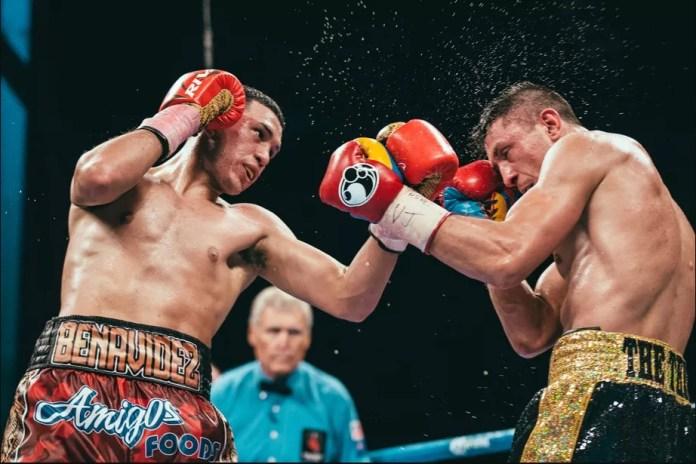 David Benavidez vs Ronald Gavril