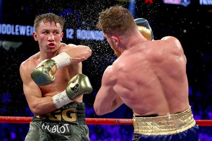 Golovkin marschierte von Runde zu Runde nach vorne und war der mit Abstand aggressivere Boxer an diesem Abend