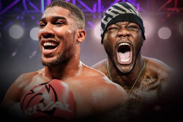 Werden wir im kommenden Jahr den Super-Fight Joshua vs Wilder sehen? Nur dann wenn Joshua und Wilder ihre beiden anstehenden WM-Kämpfe gewinnen.